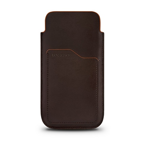Beyzacases iPhone 6 / 6s Natural ID Slim Kahve